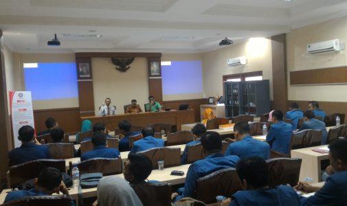 Kunjungan dari Mahasiswa S2 Magister Hukum Universitas Borneo Tarakan