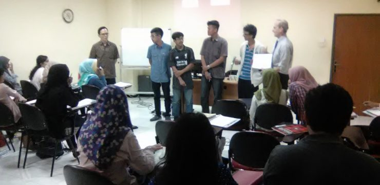 General lecture from u.s. Embassy (u.s. Department of justice)