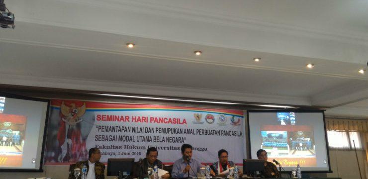 """Pancasila, Indonesia. Indonesia, Pancasila!"""