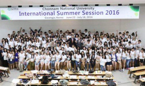 Sekilas Cerita Bima Adhijoso, Mahasiswa S1 FH UNAIR Peraih Beasiswa Chonnam National University, South Korea