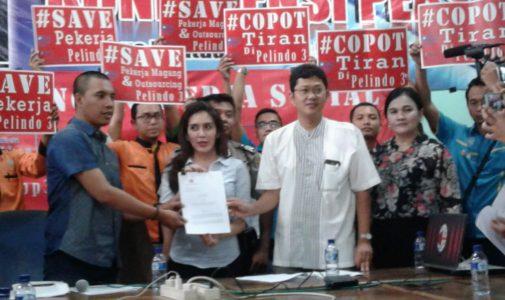 HRLS FH UNAIR serahkan Legal Opinion untuk Dukungan Penyelesaian Hak Ketenagakerjaan di PELINDO 3