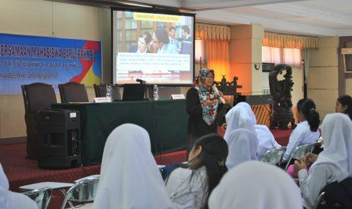 Program Pembinaan Kebersamaan Mahasiswa Baru (PPKMB) di Fakultas Hukum Unair