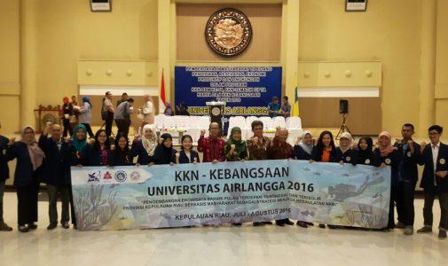 KKN Kebangsaan 2016: Pengalaman Mahasiswa FH UNAIR Belajar Turut Serta Menjaga Kedaulatan NKRI