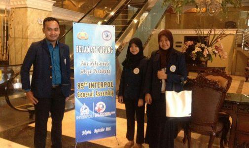 3 Mahasiswa FH UNAIR Ikuti Seleksi 85th Interpol General Assembly