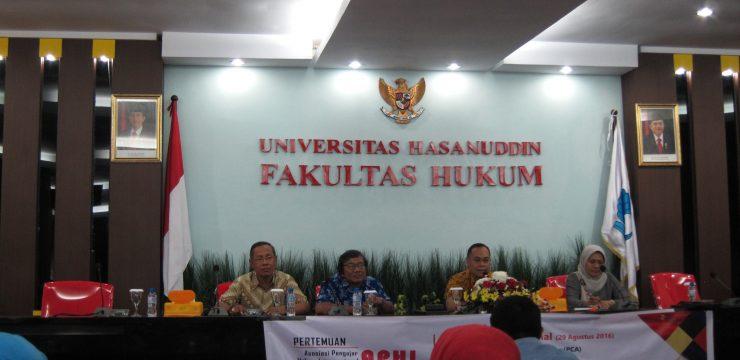 Dosen FH UNAIR Kembali Terpilh Sebagai Pengurus APHI 2016-2020