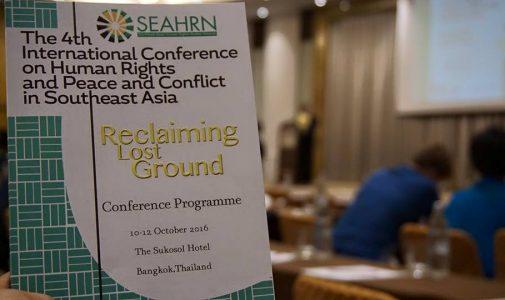 HRLS FH Unair Hadiri Konferensi IV HAM di Asia Tenggara