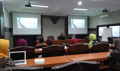 Kuatkan Daya Saing dengan Writing and Publication of International Journals  Workshop