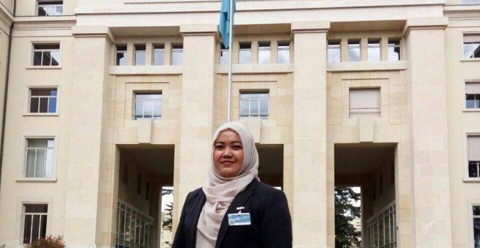 Akademisi FH Ikuti Training PBB di Jenewa