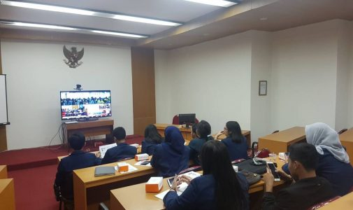 "NATIONAL VIDEO CONFERENCE ALSA ""KEISTIMEWAAN DAERAH KESULTANAN DIY"""