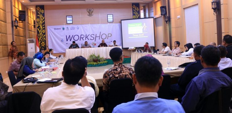 WORKSHOP CORPORATE SOCIAL RESPONSIBILITY DAN SUSTAINABLE DEVELOPMENT