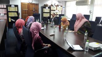 KUNJUNGAN KERJASAMA FAKULTAS HUKUM UNAIR KE FAKULTI Undang-undang Universiti Sultan Zainal Abidin Dan Fakulti UNDANG-UNDANG UNIVERSITI TEKNOLOGI MARA DI MALAYSIA