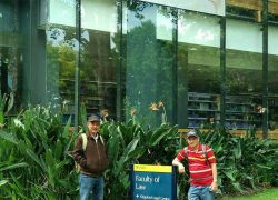 AKADEMISI FH UNAIR VISITING LECTURER KE UNIVERSITY OF NEW SOUTH WALES, AUSTRALIA
