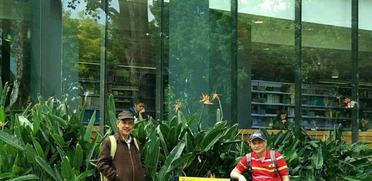 AKADEMISI FH UNAIR VISITING LECTURER KE UNIVERSITY OF NEW SOUTH WALES, AUSTRALIA