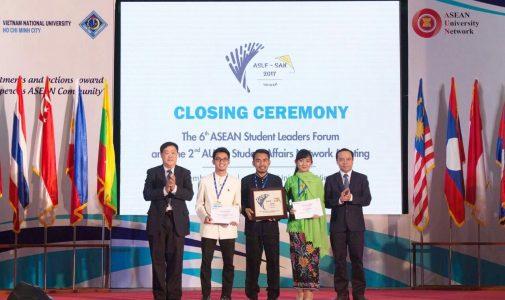 Banyak Manfaat Mengikuti Acara ASEAN Student Leaders Forum