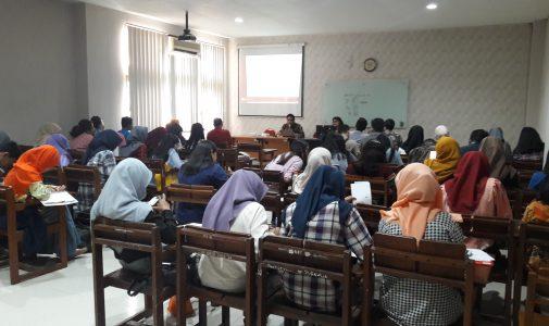 LEGAL RESEARCH EXPOSURE SEBAGAI RANGKAIAN DALAM ALFEST