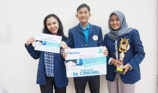 FH UNAIR MAKES PROUD OF ALMA MATER IN THE COMMERCIAL CONTRACT DRAFTING COMPETITION