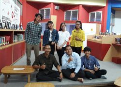 AMERTA, A STUDENT EXCHANGE PROGRAM AT UNIVERSITAS AIRLANGGA