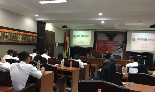UPGRADE LEGAL SKILL APARATUR DAERAH, FH UNAIR SELENGGARAKAN CONTRACT AND LEGAL DRAFTING COURSE