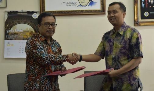 Indonesian Nuclear Energy Regulatory Agency and Faculty of Law Airlangga University Agrees Agreement on Developing Nuclear Law in Indonesia