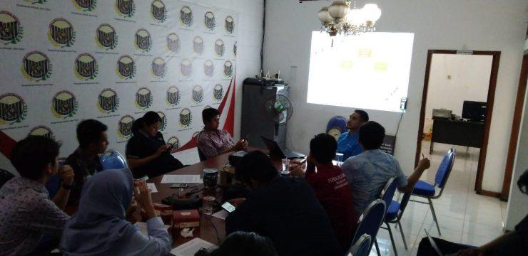 ACLJ Visits the Judicial Commission East Java Regional Office