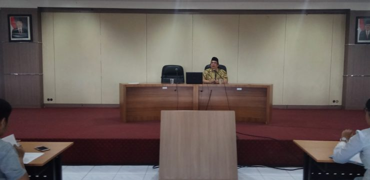 Guest Lecture on Government Systems in the Islamic Perspective