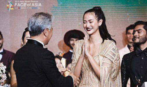 Berhasil Merebut 'GrandPrize Winner', Ayuma Harumkan Nama Indonesia di Face of Asia 2019