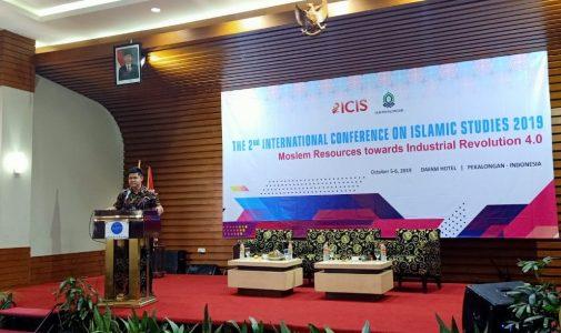 MAHASISWA FAKULTAS HUKUM UNAIR PAPARKAN PENERAPAN ASAS HUKUM WARIS NEGARA CINA DALAM HUKUM WARIS ISLAM DI INDONESIA PADA  INTERNATIONAL CONFERENCE ON ISLAMIC STUDIES 2019