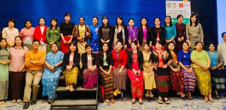 DOSEN HTN FH UNAIR  MENGEMBANGKAN PENDIDIKAN HUKUM DI MYANMAR