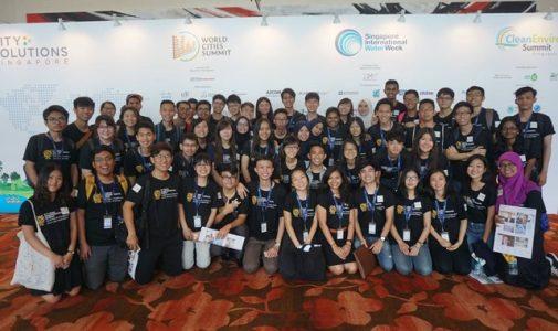 Gabriella Febri S., Wakil FH UNAR dalam 2nd Asian Undergarduate Summit