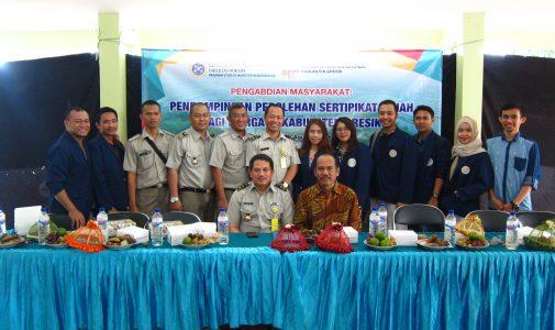 Prodi S2 Magister Kenotariatan UNAIR Gelar Pengabdian Masyarakat di Desa Wotan Kecamatan Panceng Kabupaten Gresik