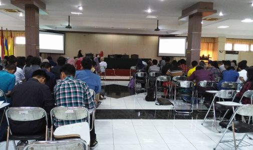 VISITING LECTURE FROM UNIVERSITY TECHNOLOGY MARA (UiTM) – PUBLIC LECTURE THE GLOBAL ISSUE ON ENVIRONMENTAL AND PUBLIC ADMINISTRATION LAW BIOETHICS AND ITS CURRENT DEVELOPMENT
