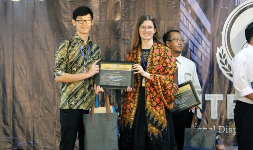 ILSA 4th INTENTION 2019, WIN THE HONORARY TROPHY OF TRIYONO WIBOWO
