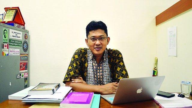 PAKAR HAM UNAIR PAPARKAN URGENSI PENANGANAN ISU PRIVASI DI INDONESIA DITENGAH PANDEMI COVID-19