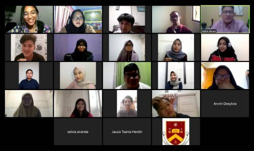 SILATURAHMI FORUM STUDI BISNIS DENGAN BUSINESS LAW COMMUNITY UNIVERSITAS GADJAH MADA