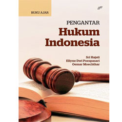 Buku Ajar Pengantar Hukum Indonesia