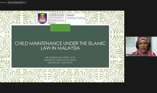 MENELISIK HAK ALIMENTASI ANAK DARI SUDUT PANDANG HUKUM ISLAM DI MALAYSIA